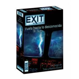 Exit 14: Vuelco hacia lo desconocido