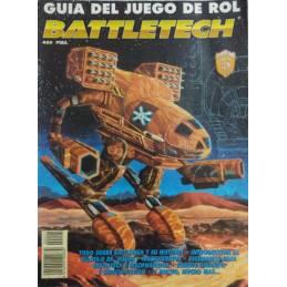 GUIA DEL JUEGO DE ROLL BATTLETECH 1