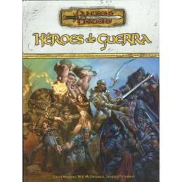 D&D 3.5 - Heroes de Guerra