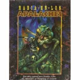 Hombre Lobo: El Apocalipsis - Rabia en los Apalaches
