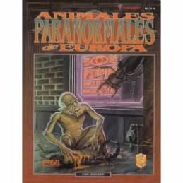 Shadowrun - Animales Paranormales de Europa