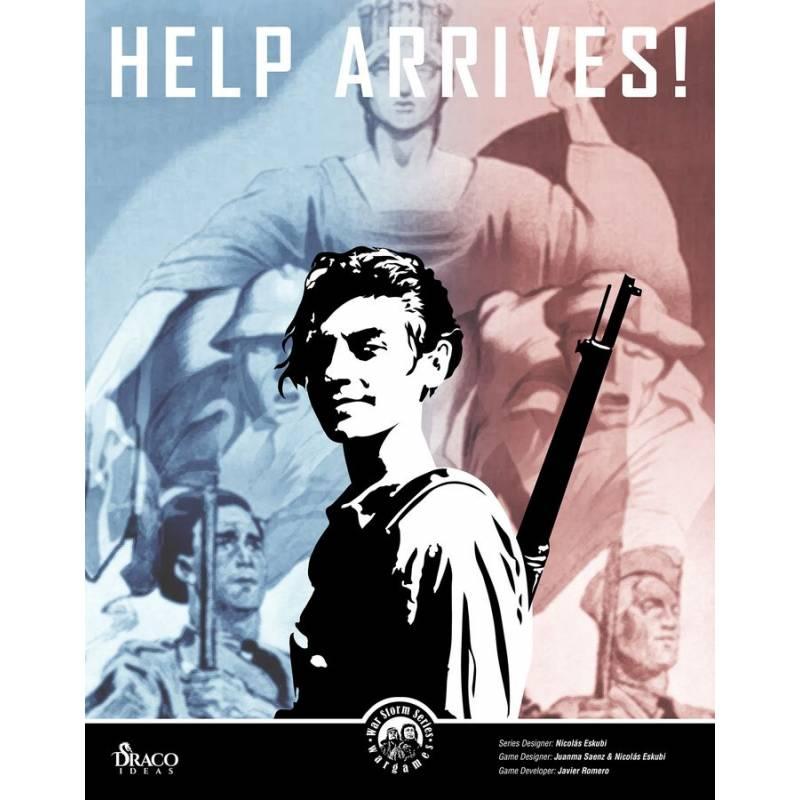 [PREORDER] Help Arrives! (Ed. Kickstarter)