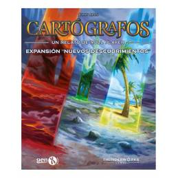 Cartógrafos Expansión: Nuevos Descubrimientos