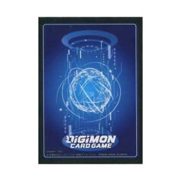 Digimon Official Deck Protectors (60 sleeves) Logo