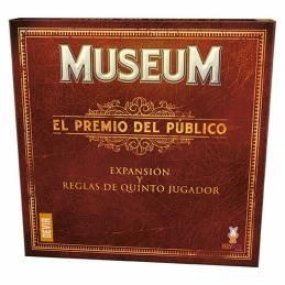 [PREVENTA] MUSEUM - El Premio del Publico