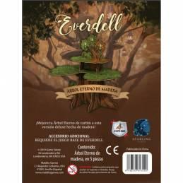 Everdell: Arbol Eterno de Madera