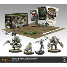 Cryx Battlegroup (plastic)