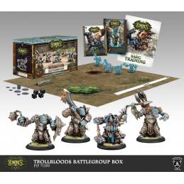 Trollblood Battlegroup (plastic)