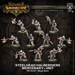 Steelhead Halberdiers/Riflemen