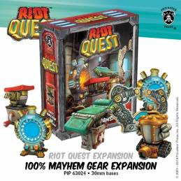100% Mayhem Gear Expansion