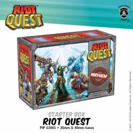 Riot Quest Starter Box (mixed)