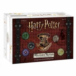 Harry Potter: Hogwarts Battle - The Charms and Potions Expansion (Ingles)