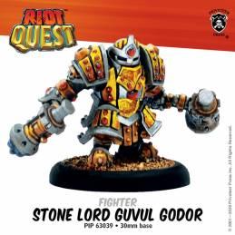 Riot Quest Stone Lord Guvul Godor