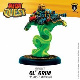 Riot Quest Ol Grim
