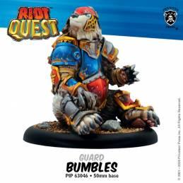 Riot Quest Bumbles RESIN
