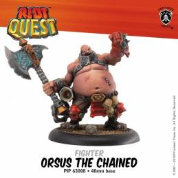 Orsus the Unchained