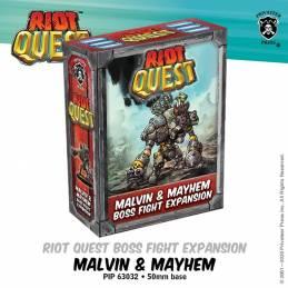 Malvin& Mayhem