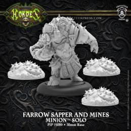 Farrow Sapper and Mines – Minion Solo