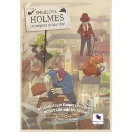 Libro-Juego Cooperativo B: Sherlock Holmes