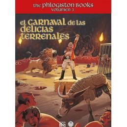El Heredero de Piedra (Phlogiston Books 2,CdM)