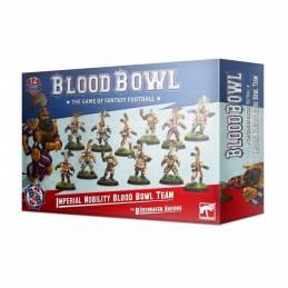 Equipo Imperial Nobility de Blood Bowl: Los Bögenhafen Barons