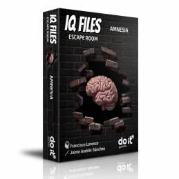 [PREVENTA] IQ Files - AMNESIA
