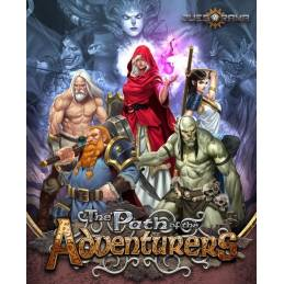 The Path of the Adventurers + Miniaturas