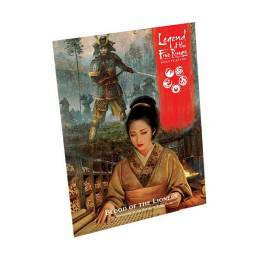Legend of the Five Rings RPG - Blood of the Lioness