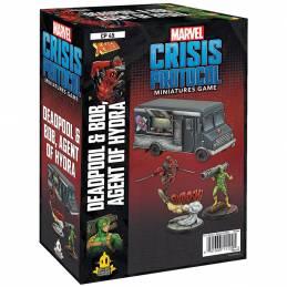 Crisis Protocol Deadpool & Bob
