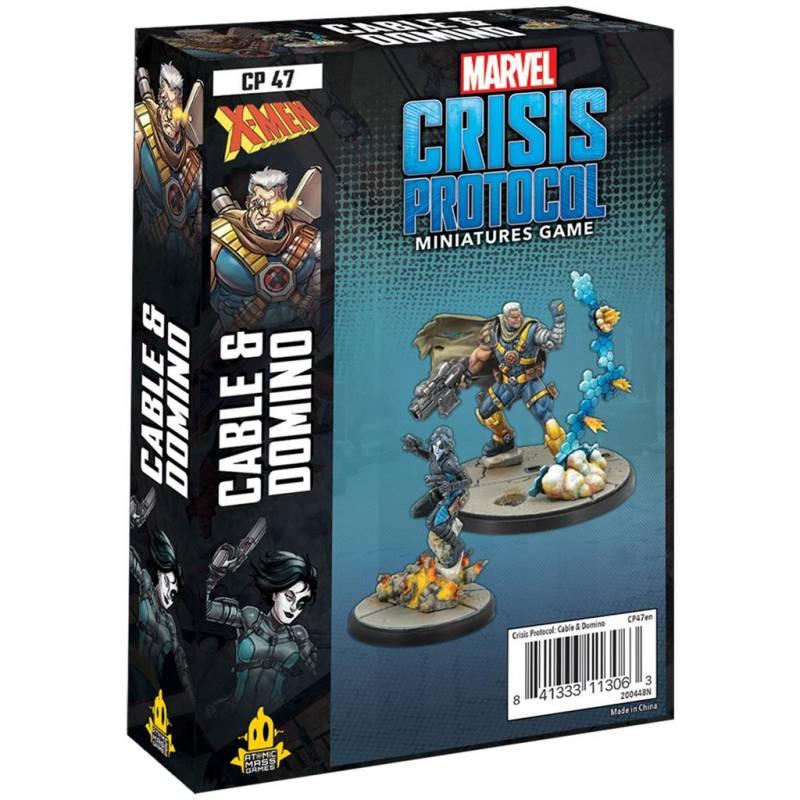 [PREORDER] Crisis Protocol Domino & Cable