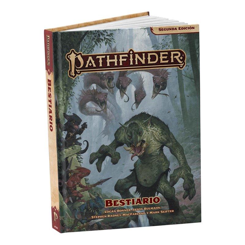 Pathfinder Bestario - 2ª Edicion
