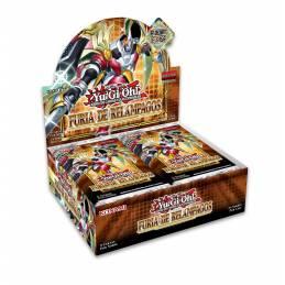 Yu-Gi-Oh!- Furia de Relampagos (Caja de 24 sobres)