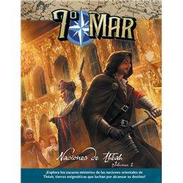 Naciones de Théah, volumen 2