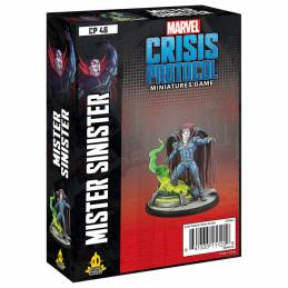Crisis Protocol Mr Sinister