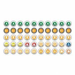 Infinity Tokens N4 Starter Tokens Set (50)