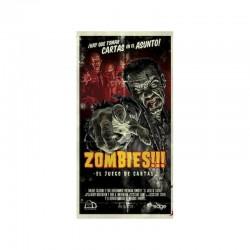Zombies!!! -El Juego de Cartas-