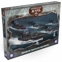 Dystopian Wars: Imperium Frontline Squadrons