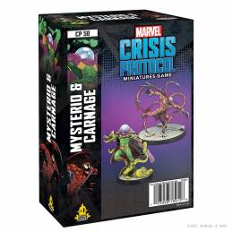 Crisis Protocol Carnage & Mysterio