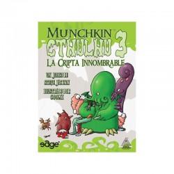 Munchkin Cthulhu 3: La Cripta Innombrable