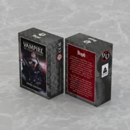 [PREORDER] Vampire: The Eternal Struggle TCG - Starter Deck Brujah