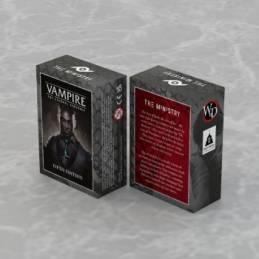 [PREORDER] Vampire: The Eternal Struggle TCG - Starter Deck Ministry