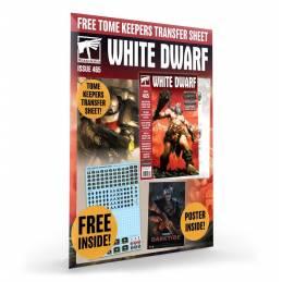 White Dwarf 465 (Inglés)