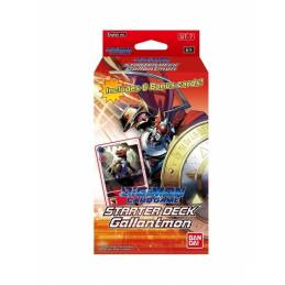 Starter Deck Display Gallantmon ST-7 - Digimon TCG