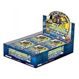 [PREORDER] Digimon Card Game - Classic Collection EX-01 Booster Display (24 Packs)