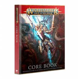 Warhammer Age of Sigmar Core Book (Inglés)