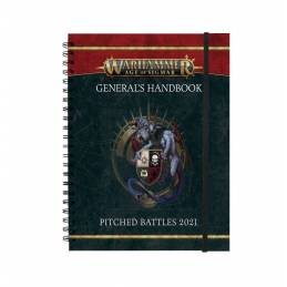 Warhammer Age of Sigmar General's Handbook Pitched Battles 2021 and Pitched Battle Profiles (Inglés)