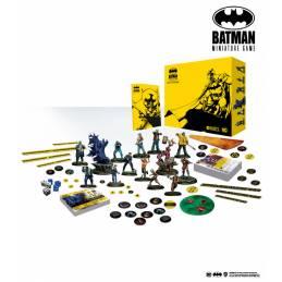 Batman Miniature Game: Back to Gotham - Player Box