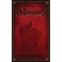 Disney Villanos: Perfectly Wretched
