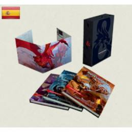 [PREORDER] Dungeons & Dragons: Core Rulebook Gift Set 2018 (Spanish)