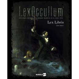 LexOccultum: Lex Libris